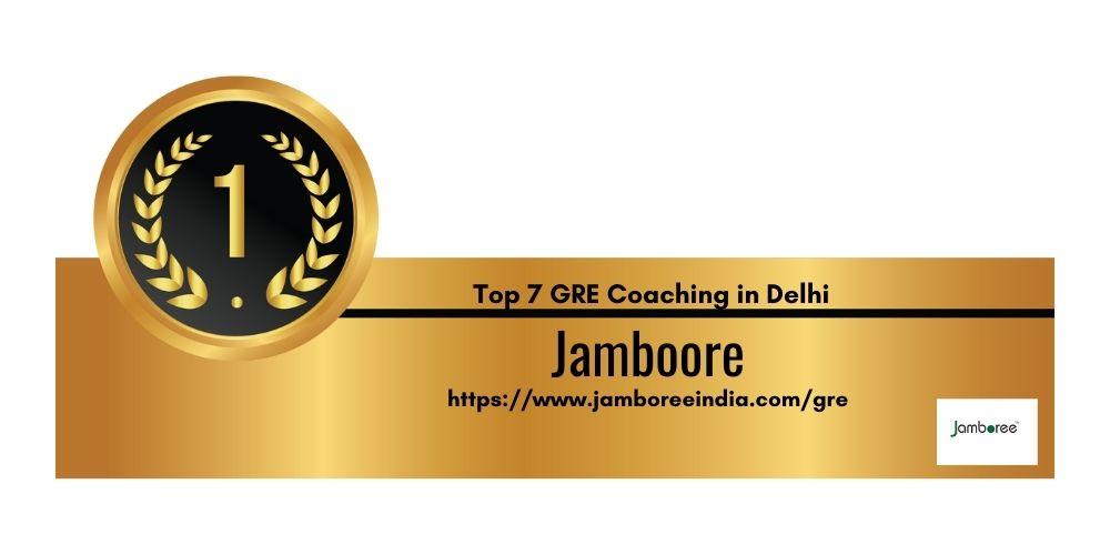 Rank 1 GRE Coaching in Delhi