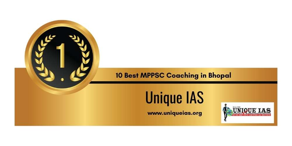 Rank 1 in 10 Best MPPSC Coaching in Bhopal