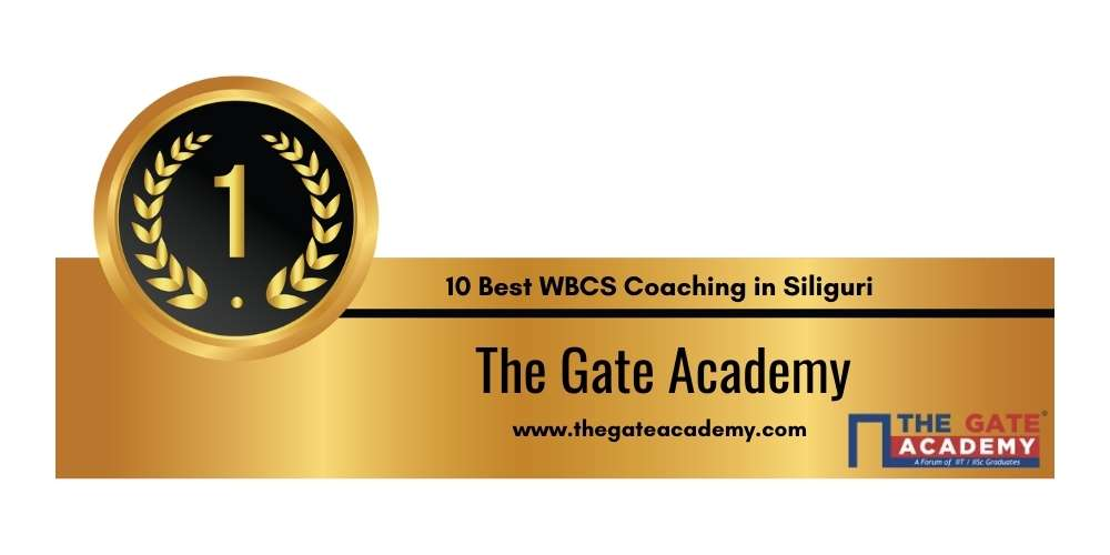 Rank 1 in 10 Best WBCS Coaching in Siliguri