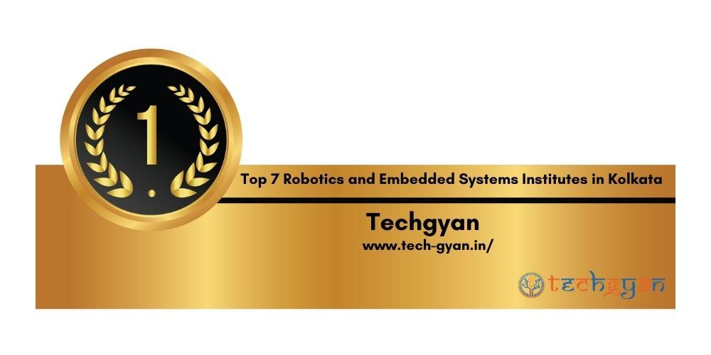 Rank 1 robotics and embedded systems institutes in kolkata