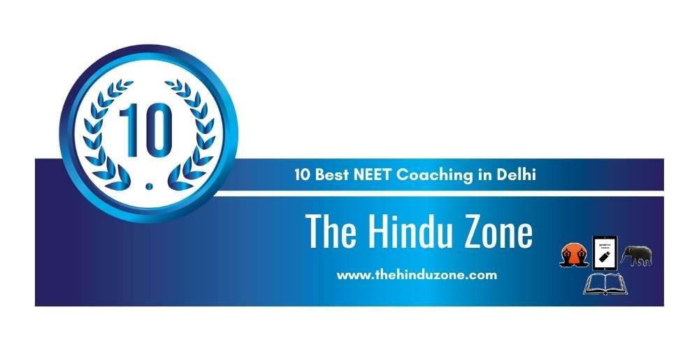 The Hindu Zone Delhi at Rank 10