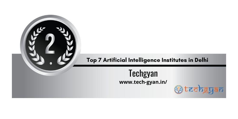 Rank 2 Artificial Intelligence in Delhi