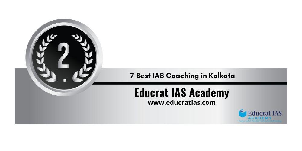Rank 2 IAS Coaching in Kolkata