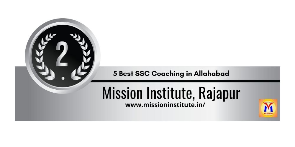Rank 2 SSC Coaching in Allahabad