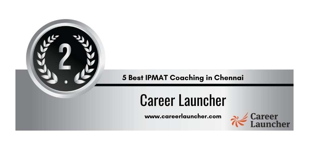 Rank 2 in 5 Best IPMAT Coaching in Chennai