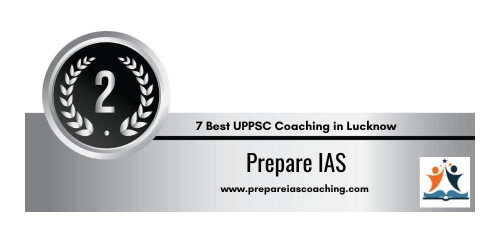 Rank 2 in 7 Best UPPSC Coaching in Lucknow