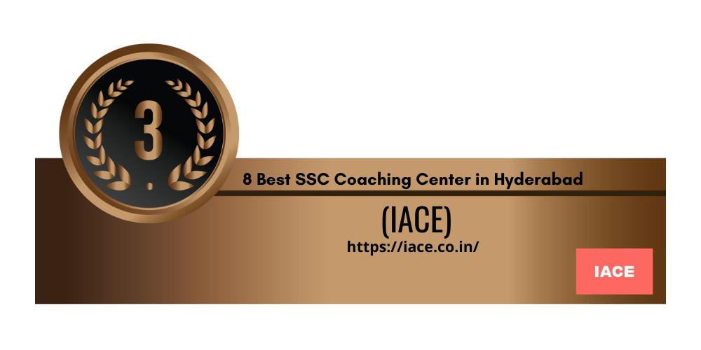 Rank 3 SSC Coaching Center in Hyderabad