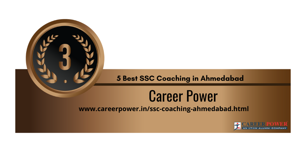 Rank 3 SSC Coaching Centre in Ahmedabad