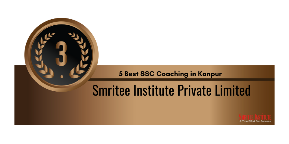 Rank 3 SSC Coaching in Kanpur