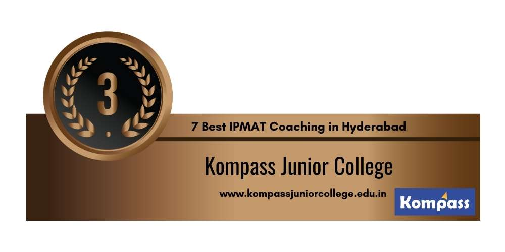 Rank 3 in 7 Best IPMAT Coaching in Hyderabad