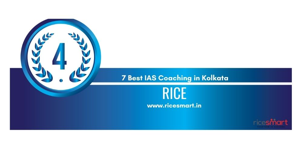 Rank 4 IAS Coaching in Kolkata