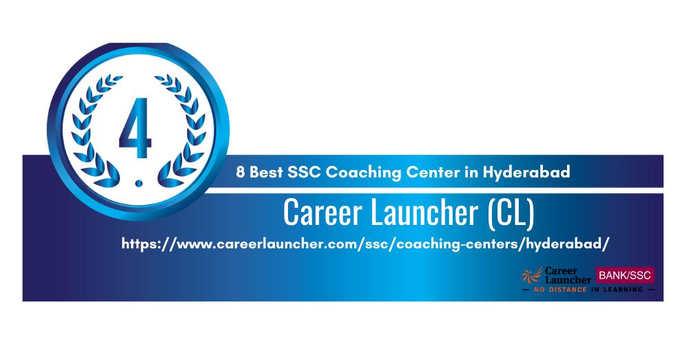 Rank 4 SSC Coaching Center in Hyderabad