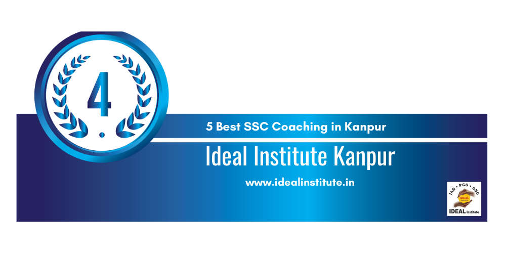 Rank 4 SSC Coaching in Kanpur