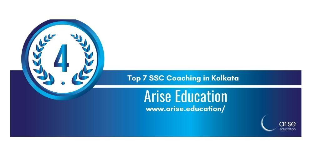 Rank 4 SSC Coaching in Kolkata