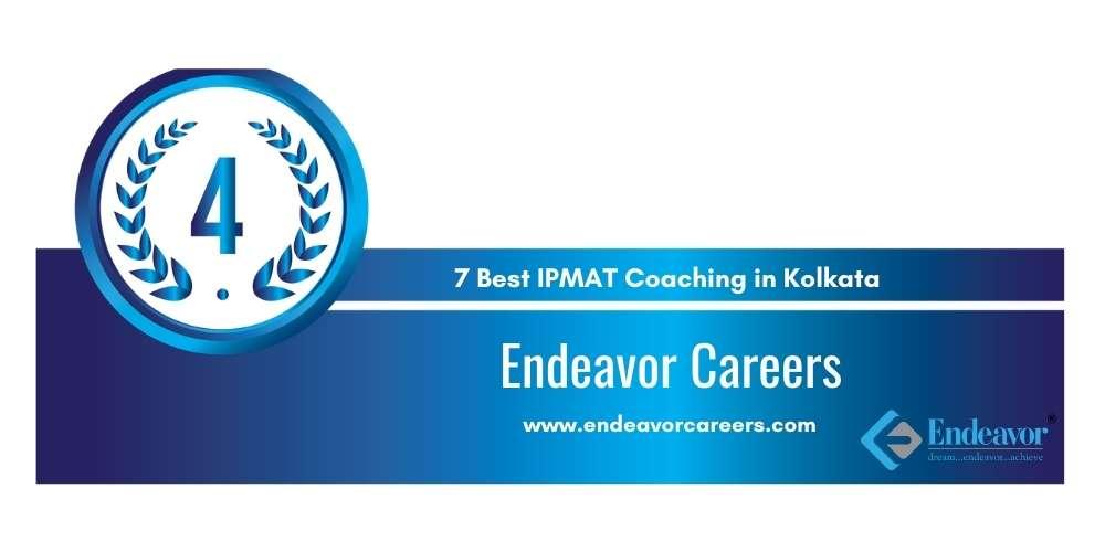 Rank 4 in 7 Best IPMAT Coaching in Kolkata