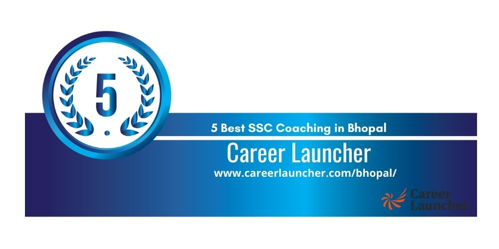 Rank 5 Coaching for SSC in Bhopal
