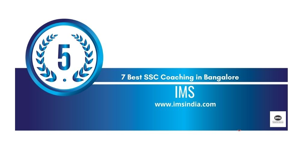 Rank 5 SSC Coaching in Bangalore