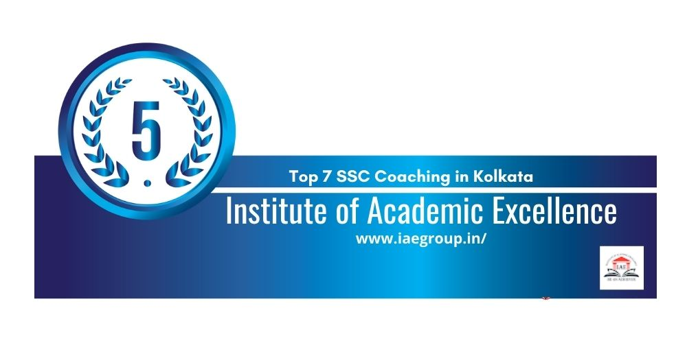Rank 5 SSC Coaching in Kolkata