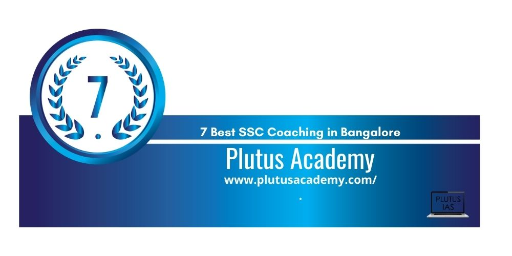 Rank 7 SSC Coaching in Bangalore