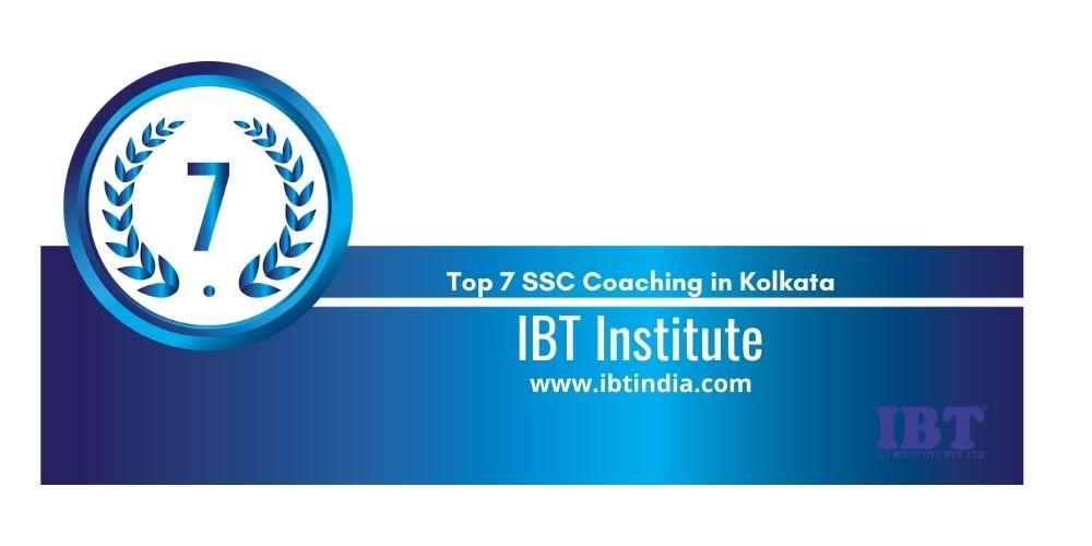 Rank 7 SSC Coaching in Kolkata