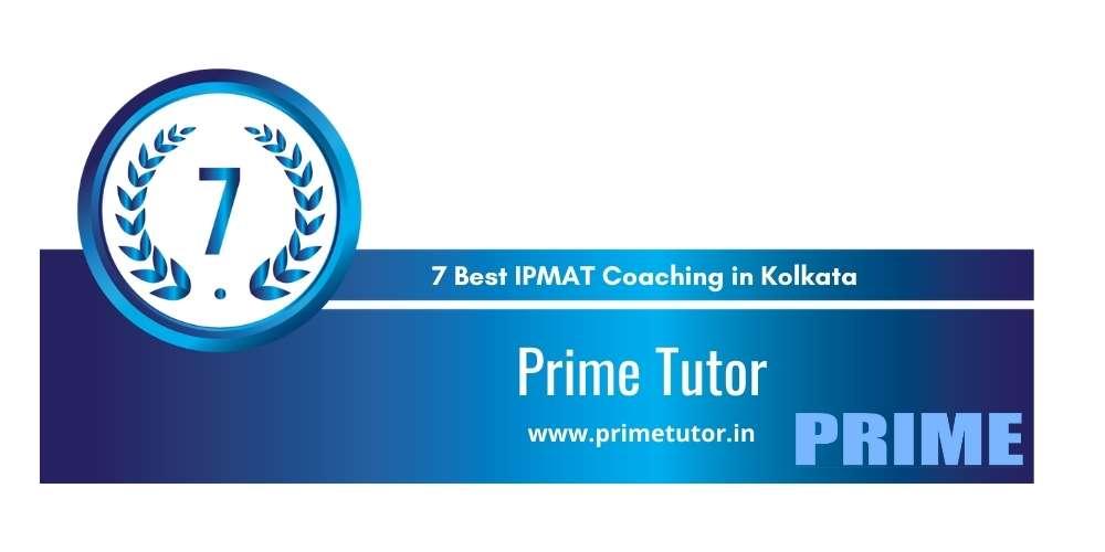 Prime Tutor Kolkata at Rank 7