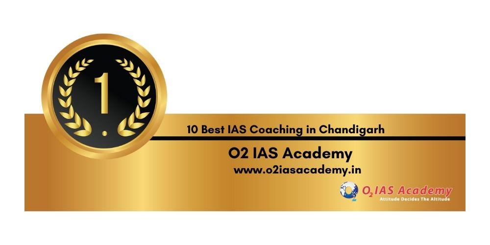 Rank 1 Best IAS coaching in chandigarh