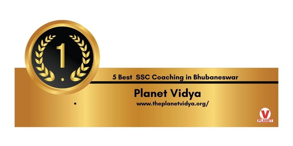 Rank 1 Best SSC Coaching in Bhubaneswar