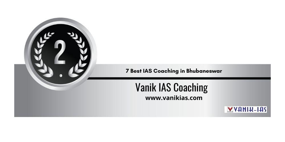 Rank 2 IAS Coaching in Bhubaneswar