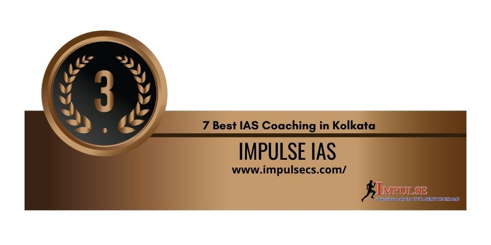 Rank 3 IAS Coaching in Kolkata