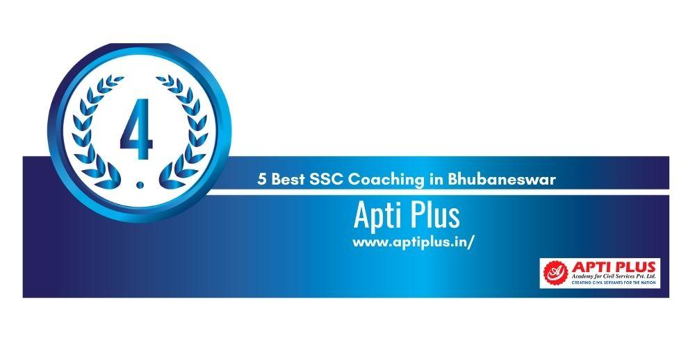 Rank 4 SSC Coaching in Bhubaneswar