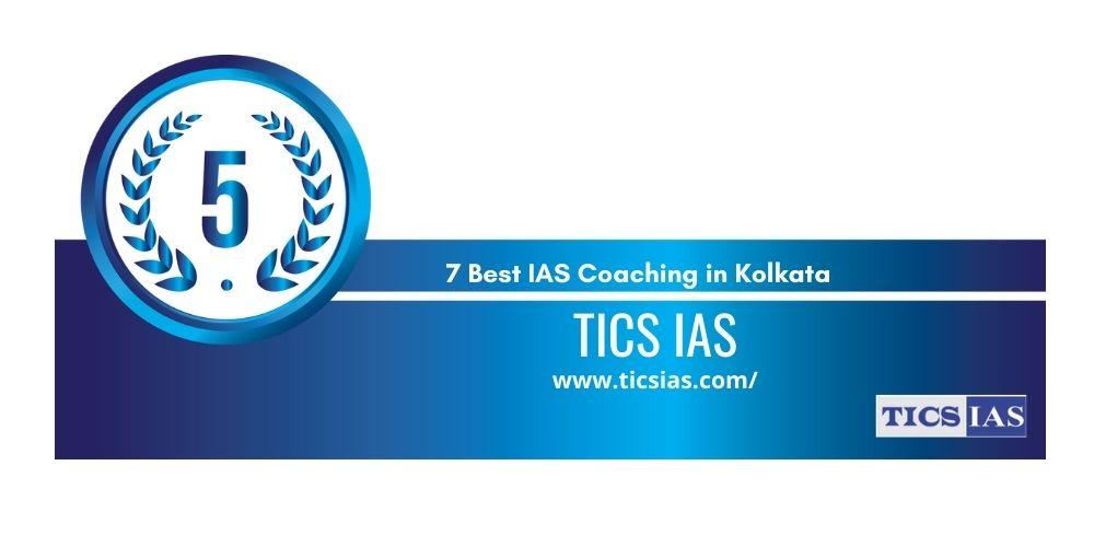 Rank 5 IAS Coaching in Kolkata