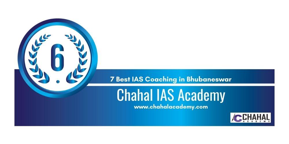 Rank 6 upsc coaching in bhubaneswar