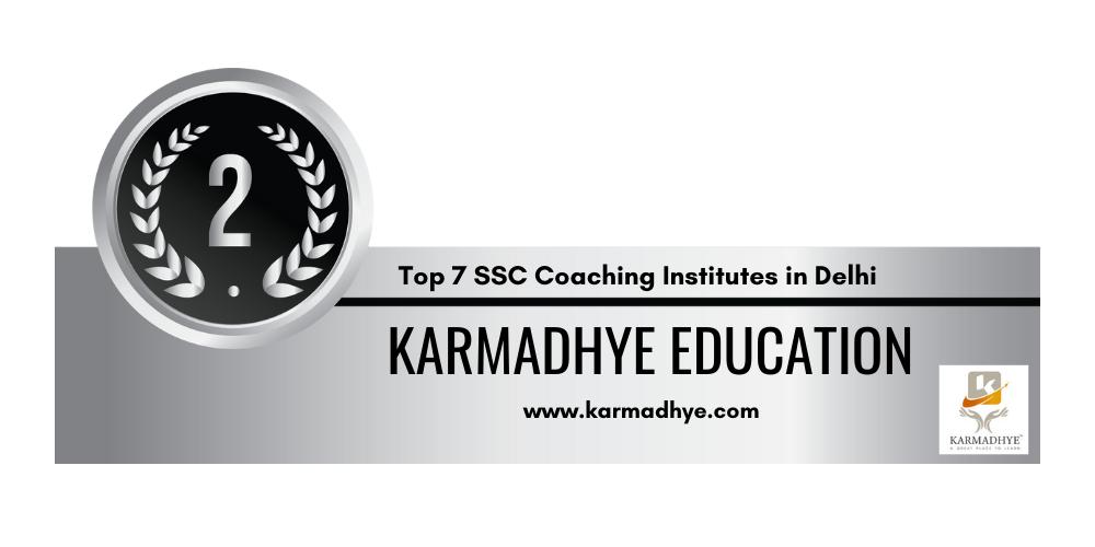 Rank 2 ssc coaching centers in delhi